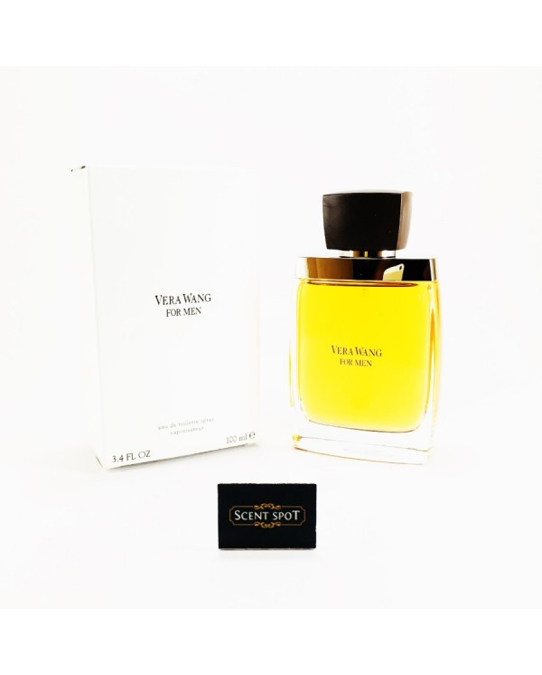 Vera Wang by Vera Wang (New in Box) 100ml Eau De Toilette Spray (Men)