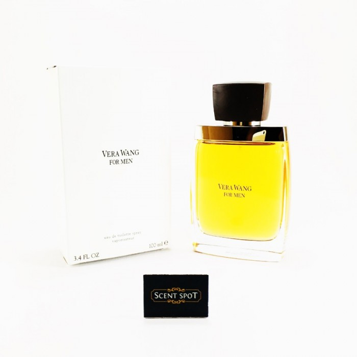 Vera Wang by Vera Wang (New in Box) 100ml Eau De Toilette Spray (Men)