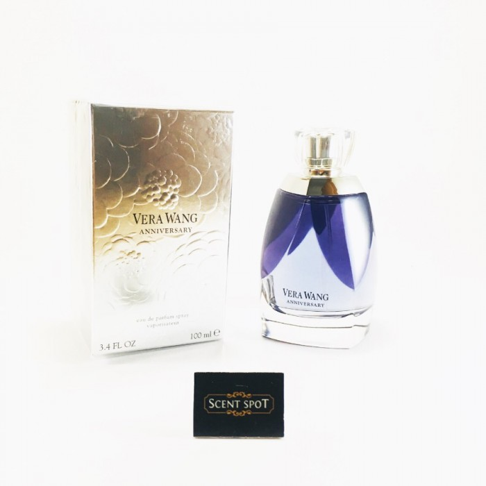 Anniversary by Vera Wang (New in Box) 100ml Eau De Parfum Spray (Women)