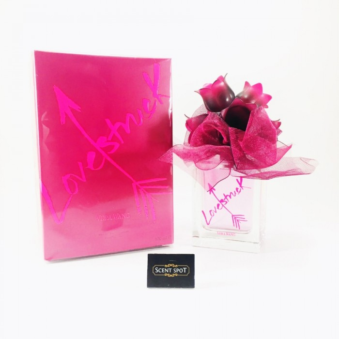 Lovestruck by Vera Wang (New in Box) 100ml Eau De Parfum Spray (Women)