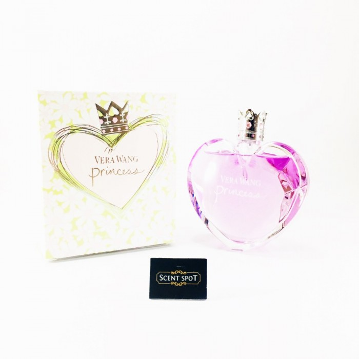Flower Princess by Vera Wang (New in Box) 100ml Eau De Toilette Spray (Women)