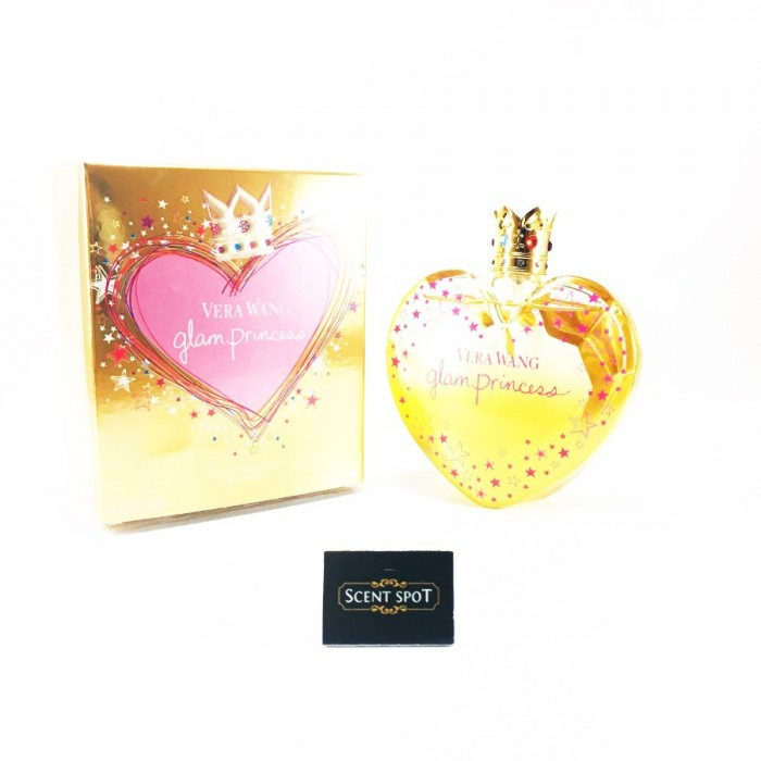 Glam Princess by Vera Wang (New in Box) 100ml Eau De Toilette Spray (Women)