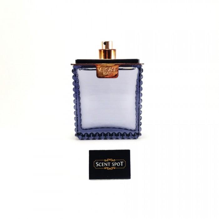 Man Eau De Toilette by Versace (Tester) 100ml Eau De Toilette Spray (Men)