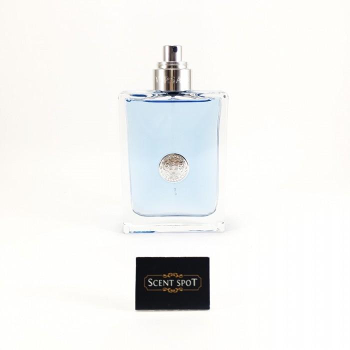 Pour Homme by Versace (Tester) 100ml Eau De Toilette Spray (Men)