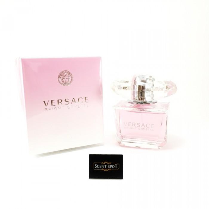 Bright Crystal by Versace (New in Box) 90ml Eau De Toilette Spray (Women)