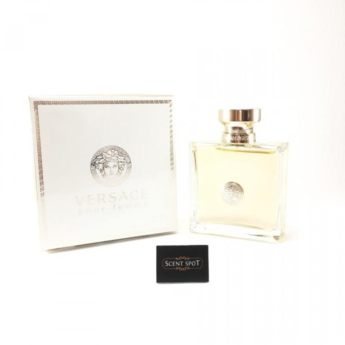 Pour Femme by Versace (New in Box) 100ml Eau De Parfum Spray (Women)