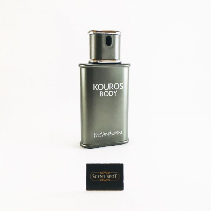 Kouros Body by Yves Saint Laurent (Tester) 100ml Eau De Toilette Spray (Men)