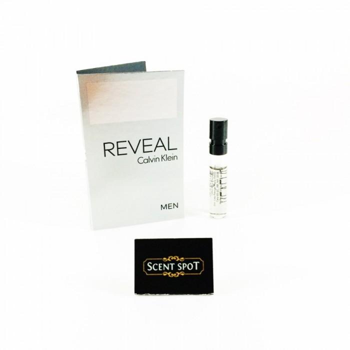 Reveal by Calvin Klein (Vial / Sample) 1.2ml Eau De Toilette Spray (Men)