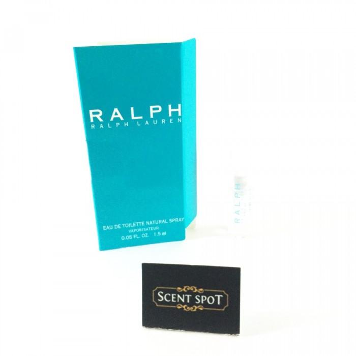 Ralph by Ralph Lauren (Vial / Sample) 1.5ml Eau De Toilette Spray (Women)