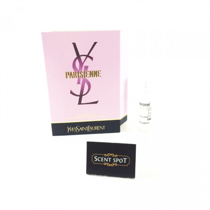 Parisienne by Yves Saint Laurent (Vial / Sample) 1.5ml Eau De Parfum Spray (Women)