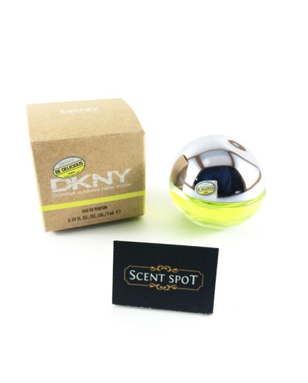 Be Delicious by DKNY (Miniature / Travel) 7ml Eau De Parfum Dab On (Women)