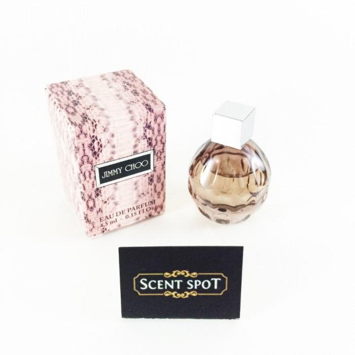 Jimmy Choo by Jimmy Choo (Miniature / Travel) 4.5ml Eau De Parfum Dab On (Women)
