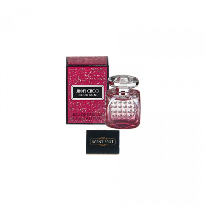 Jimmy Choo Blossom by Jimmy Choo (Miniature / Travel) 4.5ml Eau De Parfum Dab On (Women)