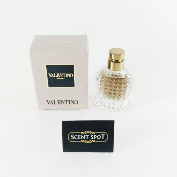 Uomo by Valentino (Miniature / Travel) 4ml Eau De Toilette Dab On (Men)