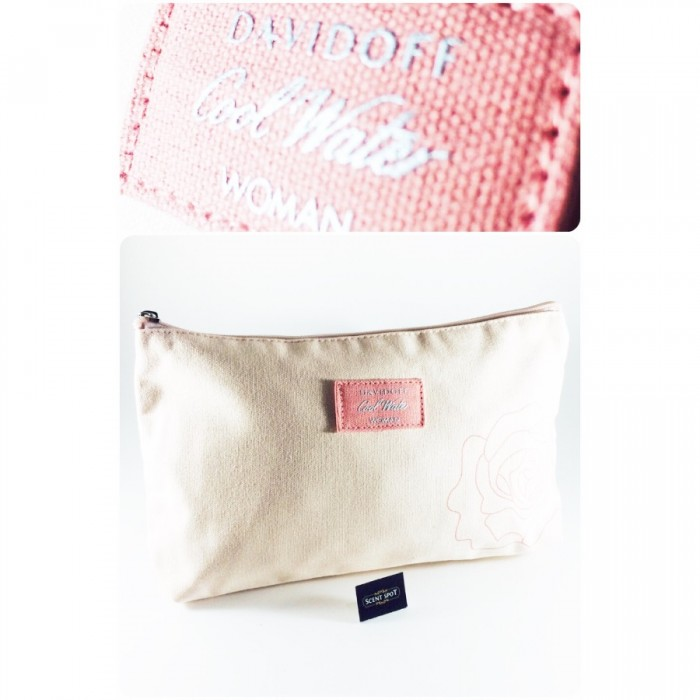 Davidoff Accessories - Colour: Peach - 30cm x 3cm x 17.5cm by Davidoff (Flat Pouch) (Women)