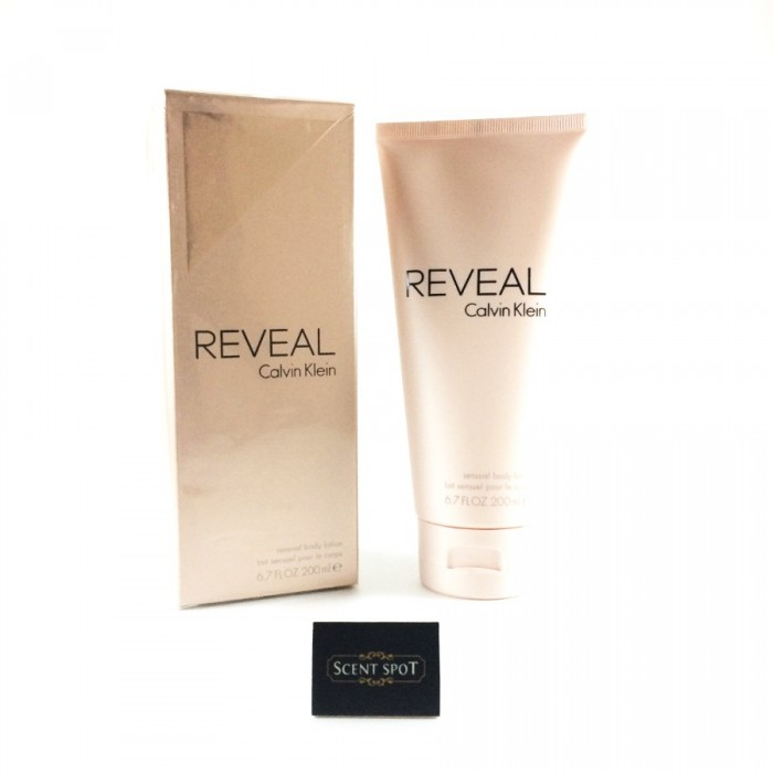Reveal Sensual Body Lotion by Calvin Klein (Lotion) 200ml (Women)