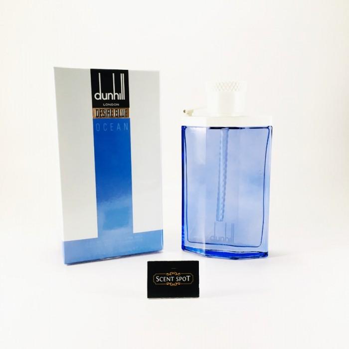Desire Blue Ocean by Alfred Dunhill (New in Box) 100ml Eau De Toilette Spray (Men)