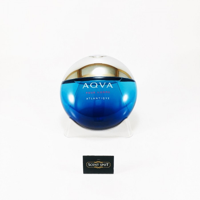 Aqua Atlantique by Bvlgari (Tester) 100ml Eau De Toilette Spray (Men)
