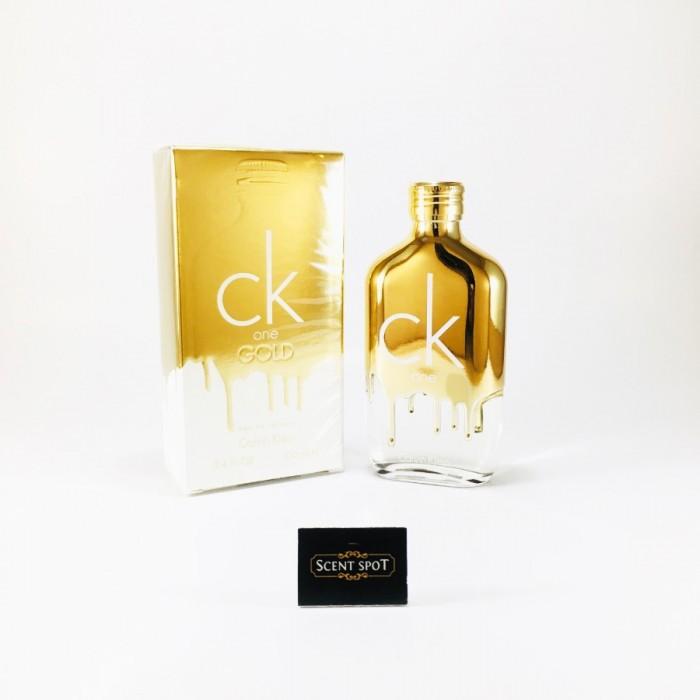 CK One Gold by Calvin Klein (New in Box) 100ml Eau De Toilette Spray (Unisex)