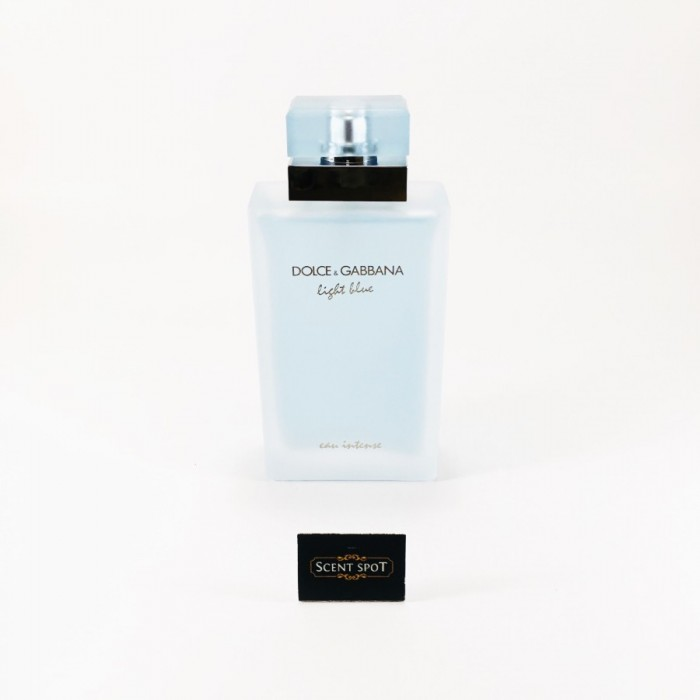 Light Blue Eau Intense by Dolce & Gabbana (Tester) 100ml Eau De Parfum Spray (Women)