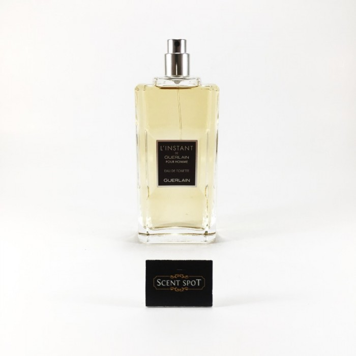 L'instant by Guerlain (Tester) 100ml Eau De Toilette Spray (Men)