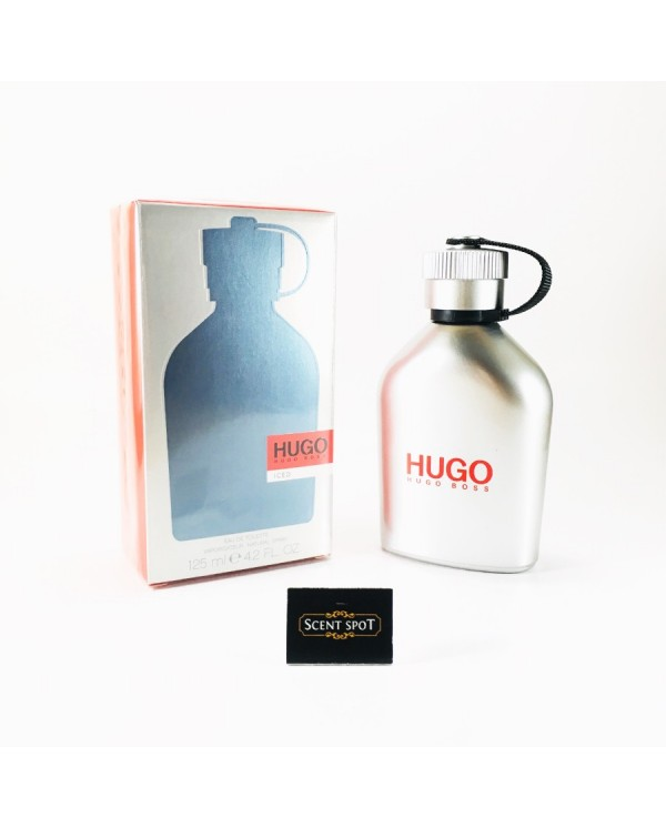 Hugo Iced by Hugo Boss (New in Box) 125ml Eau De Toilette Spray (Men)