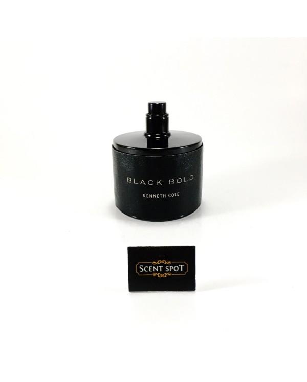 Black Bold by Kenneth Cole (Tester) 100ml Eau De Parfum Spray (Men)