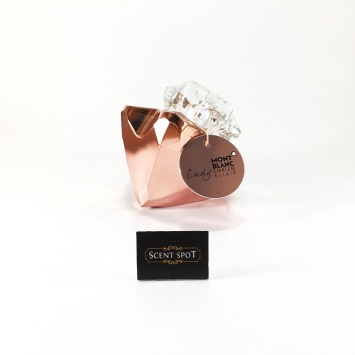 Lady Emblem Elixir by Mont Blanc (Tester) 75ml Eau De Parfum Spray (Women)