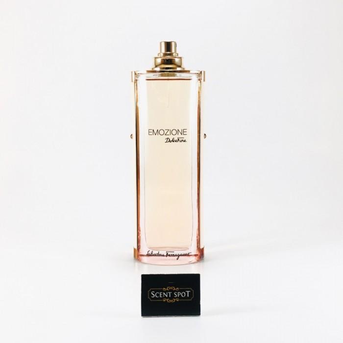 Emozione Dolce Fiore by Salvatore Ferragamo (Tester) 100ml Eau De Toilette Spray (Women)