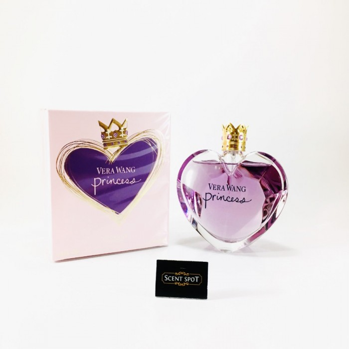Princess by Vera Wang (New in Box) 100ml Eau De Toilette Spray (Women)
