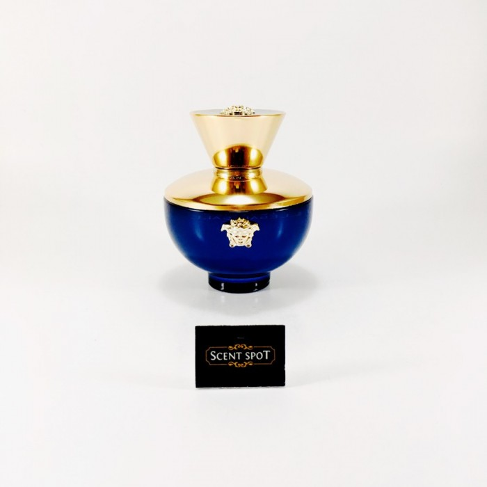 Dylan Blue by Versace (Tester) 100ml Eau De Parfum Spray (Women)