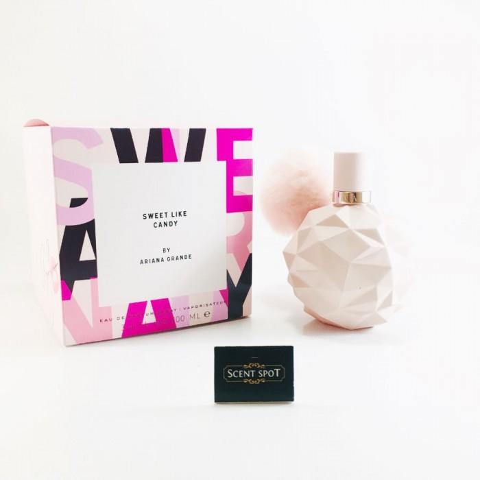 Sweet Like Candy by Ariana Grande (New in Box) 100ml Eau De Parfum Spray (Women)