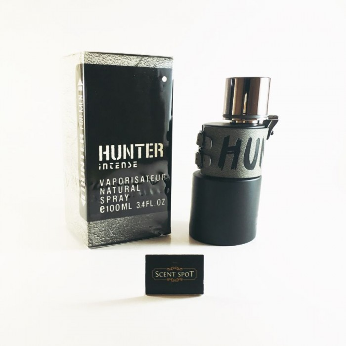 Hunter Intense by Armaf (New in Box) 100ml Eau De Toilette Spray (Men)
