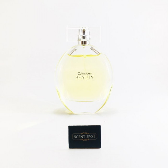 Beauty by Calvin Klein (Tester) 100ml Eau De Parfum Spray (Women)