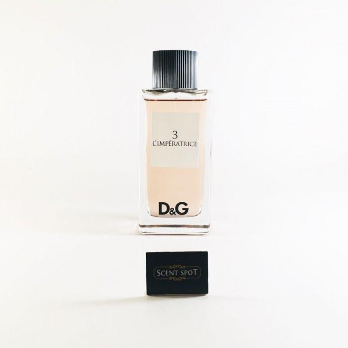 L'imperatrice 3 by Dolce & Gabbana (Tester) 100ml Eau De Toilette Spray (Women)
