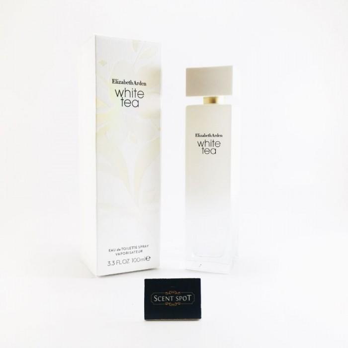 White Tea by Elizabeth Arden (New in Box) 100ml Eau De Toilette Spray (Women)