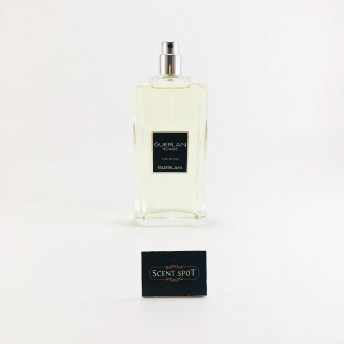 Homme L'eau Boisee by Guerlain (Tester) 100ml Eau De Toilette Spray (Men)