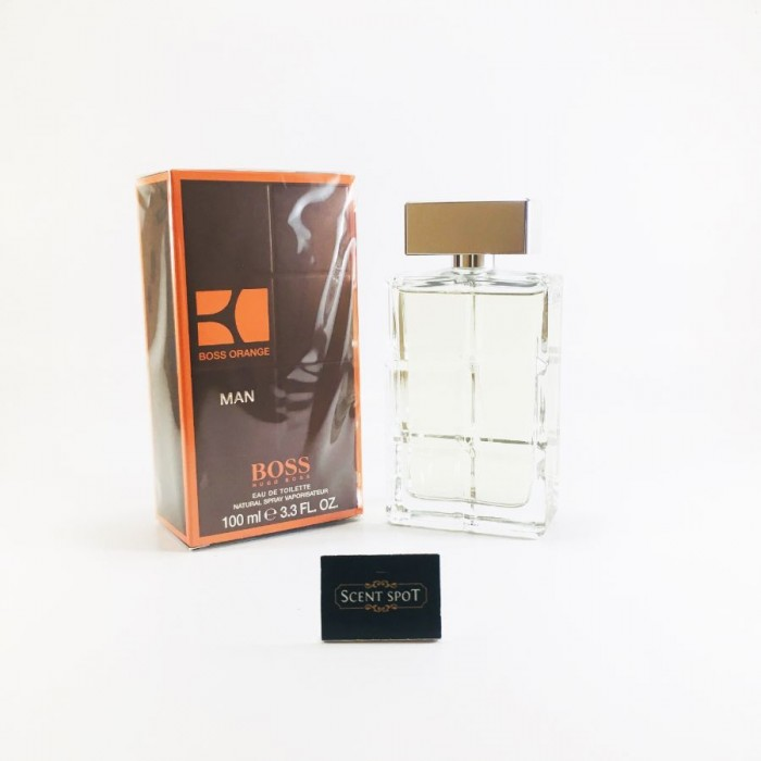 Boss Orange by Hugo Boss (New in Box) 100ml Eau De Toilette Spray (Men)