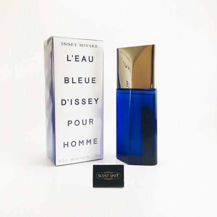 L'eau Bleue D'issey Pour Homme by Issey Miyake (New in Box) 75ml Eau De Toilette Spray (Men)