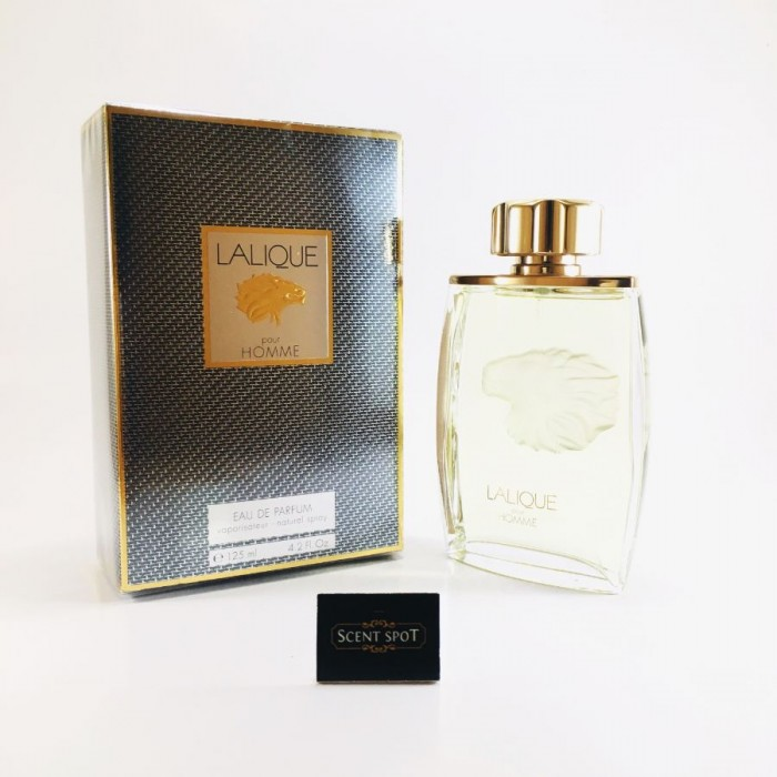 Lalique (Lion) by Lalique (New in Box) 125ml Eau De Parfum Spray (Men)