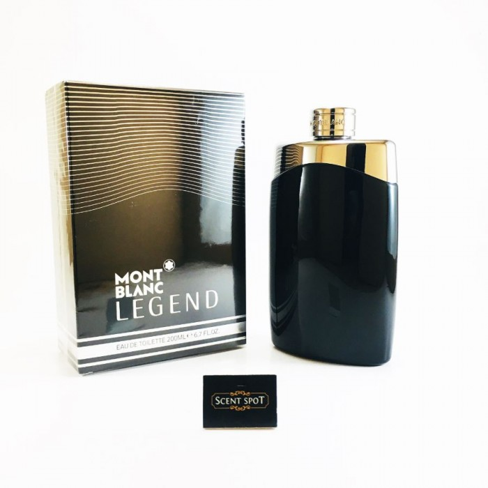 Legend by Mont Blanc (New in Box) 200ml Eau De Toilette Spray (Men)