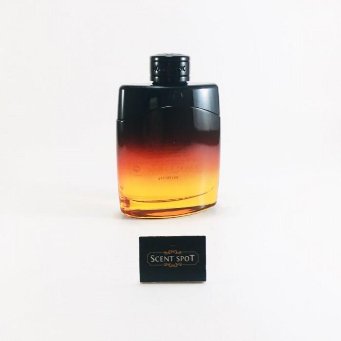 Legend Night by Mont Blanc (Tester) 100ml Eau De Parfum Spray (Men)