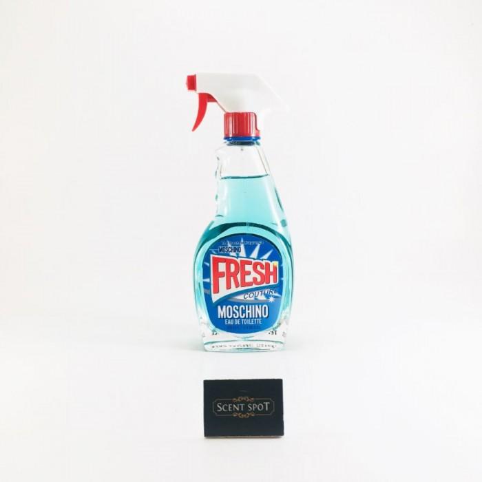 Fresh Couture by Moschino (Tester) 100ml Eau De Toilette Spray (Women)