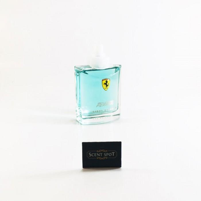 Ferrari Scuderia Light Essence by Ferrari (Tester) 75ml Eau De Toilette Spray (Men)