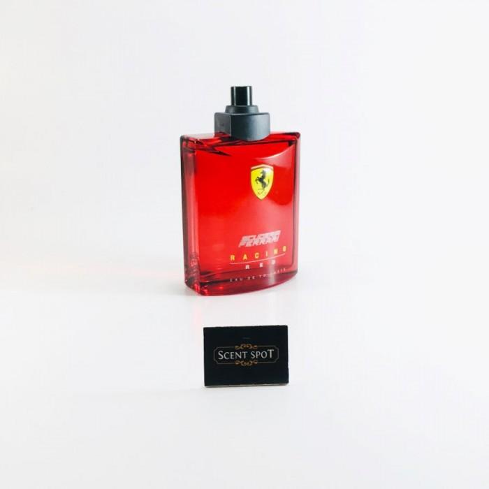 Ferrari Scuderia Racing Red by Ferrari (Tester) 125ml Eau De Toilette Spray (Men)
