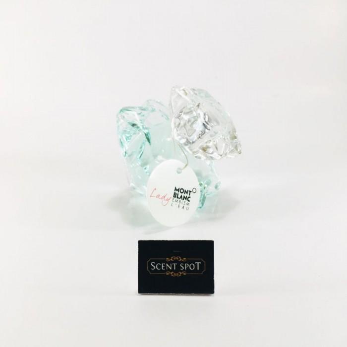 Lady Emblem L'eau by Mont Blanc (Tester) 75ml Eau De Toilette Spray (Women)