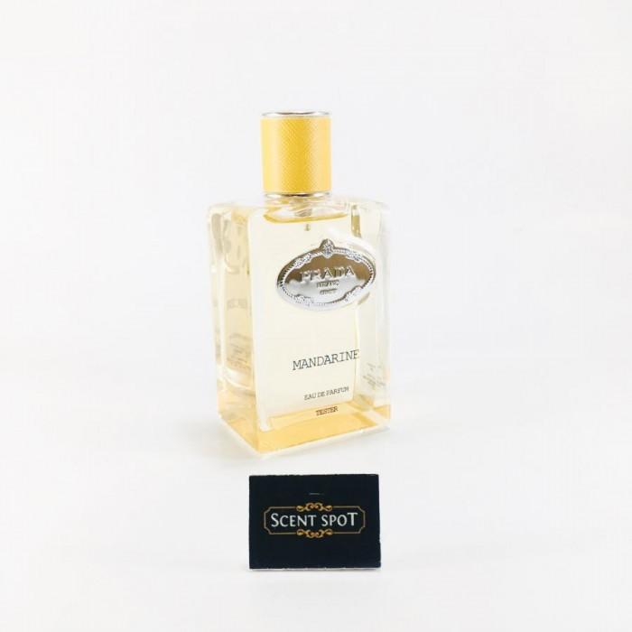 Infusion Mandarine by Prada (Tester) 100ml Eau De Parfum Spray (Unisex)