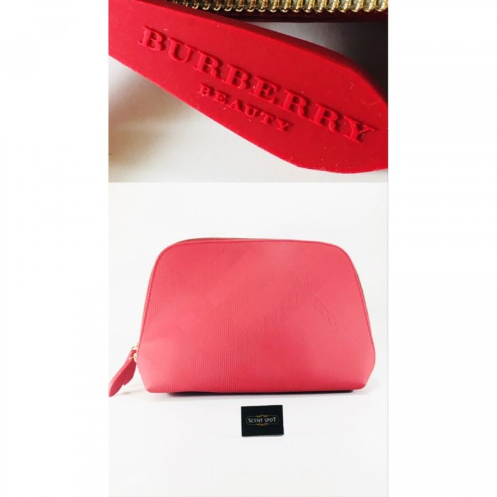Burberry Accessories - Colour: Red - 28cm x 7.5cm x 18cm by Burberry (Pouch) (Women)
