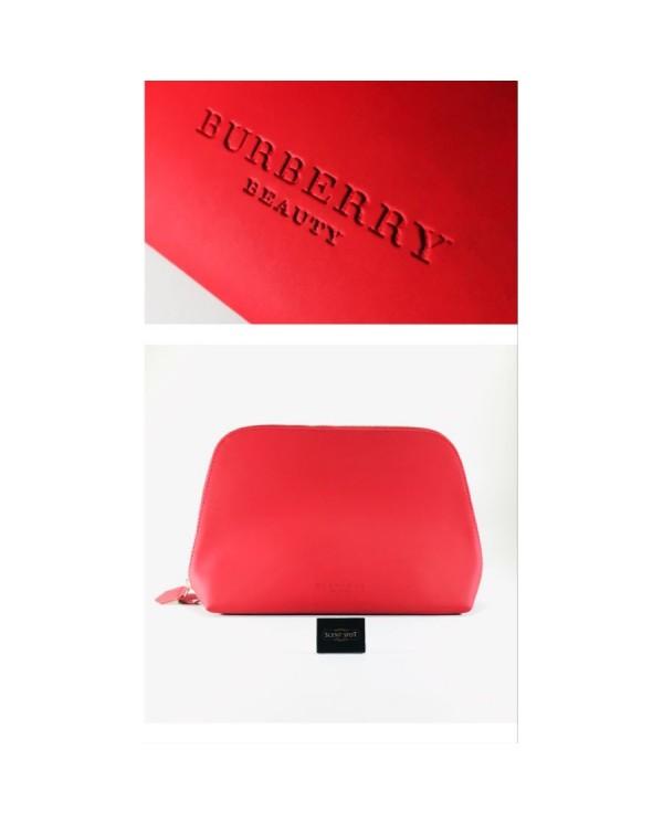 Burberry Accessories - Colour: Red - 28cm x 7.5cm x 18cm by Burberry (Pouch) (Women)
