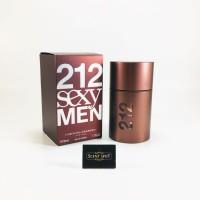 212 Sexy by Carolina Herrera (New in Box) 50ml Eau De Toilette Spray (Men)